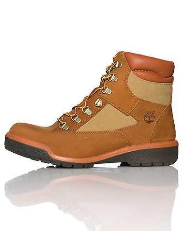 TIMBERLAND MENS Beige-Khaki Footwear / Boots 9