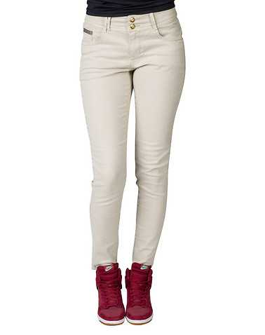 BOOM BOOM JEANS WOMENS Natural Clothing / Bottoms 10