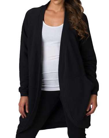 NIKE SPORTSWEAR WOMENS Black Clothing / Tops