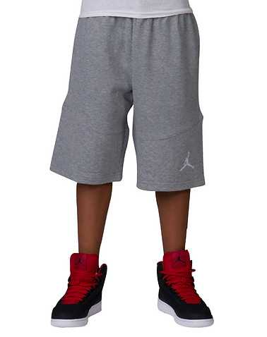 JORDAN BOYS Grey Clothing / Bottoms S
