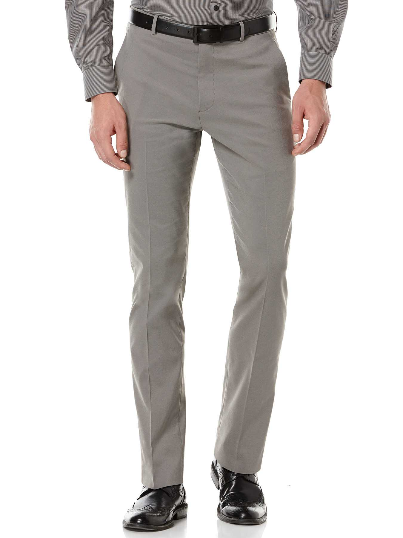 Perry Ellis Very Slim Iridescent Twill Suit Pant