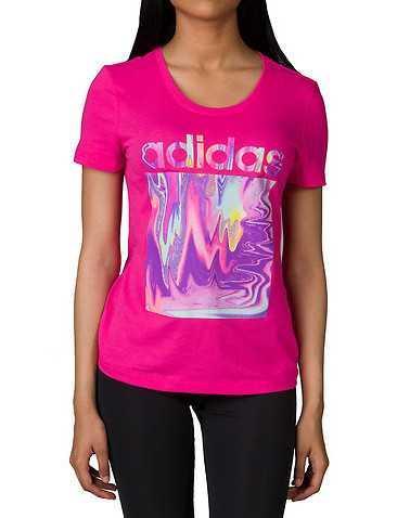adidas WOMENS Pink Clothing / Tops