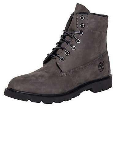 TIMBERLAND MENS Dark Grey Footwear / Boots 8.5