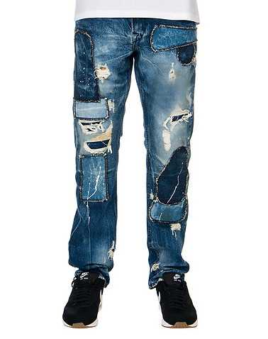BUCKAROO MENS Blue Clothing / Jeans 38
