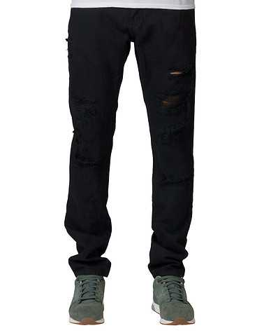 CRYSP MENS Black Clothing / Jeans 38