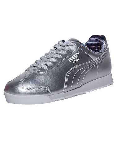PUMA WOMENS Silver Footwear / Sneakers 6.5