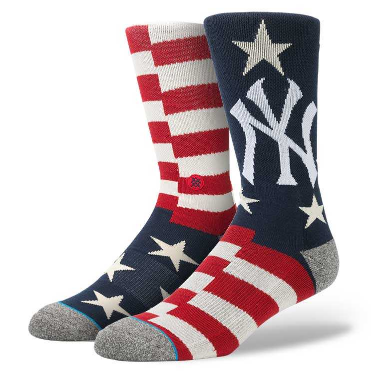 Stance Brigade Yankees L/XL MLB MEMORIAL DAY Socks