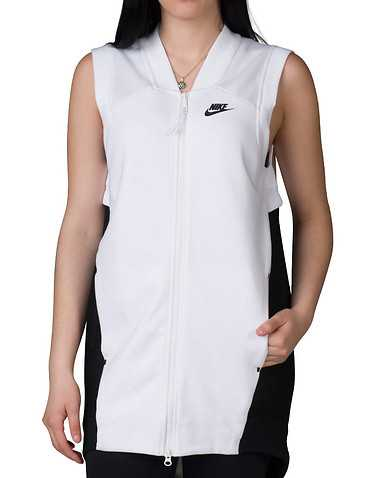 NIKE SPORTSWEAR WOMENS White Clothing / Vests