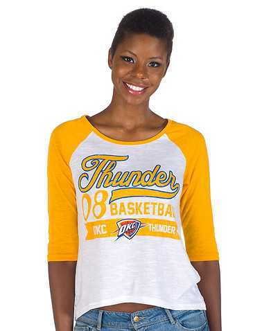 NBA 4 HER WOMENS White Clothing / Tops M