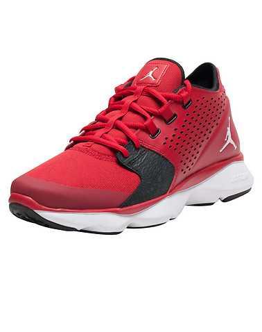 JORDAN MENS Red Footwear / Sneakers