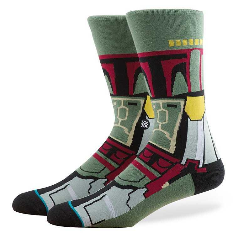 Stance Boba Fett GRN L star wars Socks
