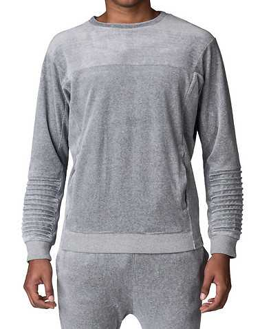 UNKNOWNENS Grey Clothing / Sweatshirts
