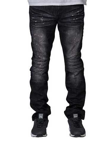 RAW AND DIRTY MENS Black Clothing / Jeans 32