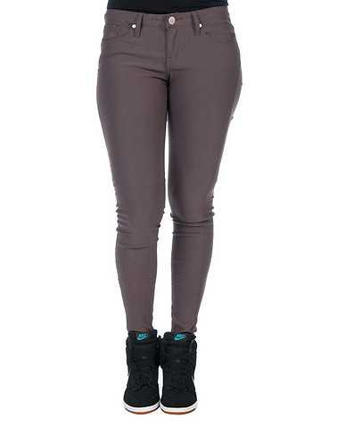 ESSENTIALS WOMENS Grey Clothing / Bottoms 1