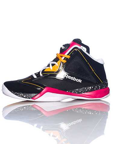 REEBOK MENS Black Footwear / Sneakers