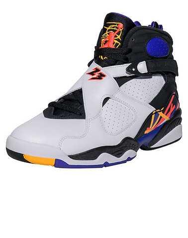 JORDAN MENS White Footwear / Sneakers 9