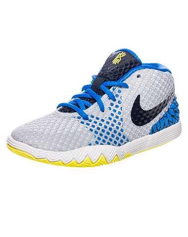 NIKE BOYS White Footwear / Sneakers 4C