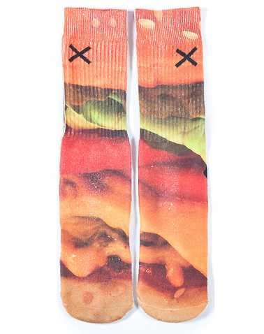 ODD SOX MENS Multi-Color Accessories / Socks 0