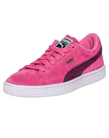 PUMA GIRLS Pink Footwear / Sneakers