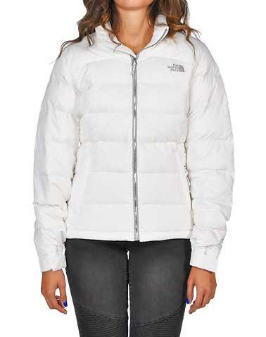 THE NORTH FACE WOMENS White Clothing / Light Jackets M