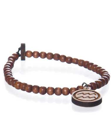 GOOD WOOD NYC MENS Brown Accessories / Jewelry 0