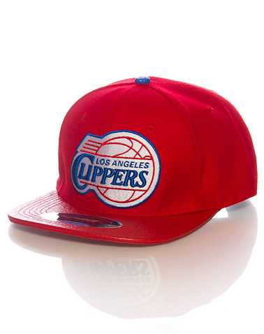 PRO STANDARD MENS Red Accessories / Caps Snapback One Size