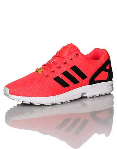 adidas MENS Medium Red Footwear / Sneakers 10