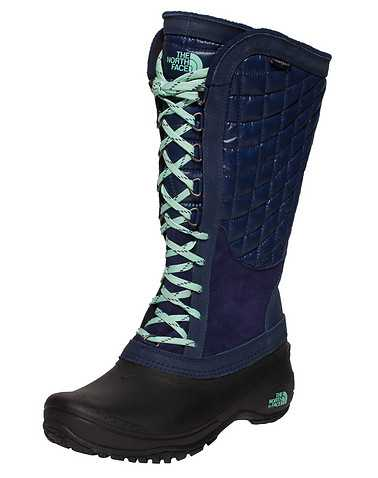 THE NORTH FACE WOMENS Navy Footwear / Boots