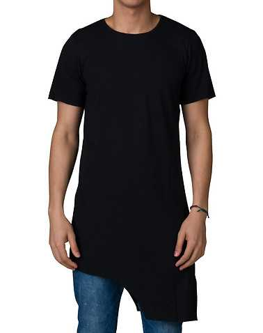 SOVAGE MENS Black Clothing / Tops L