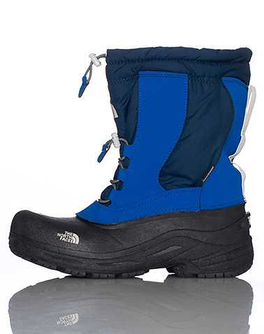 THE NORTH FACE GIRLS Blue Footwear / Boots 5