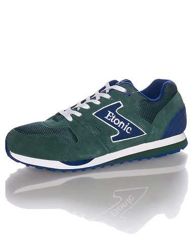 ETONIC MENS Green Footwear / Sneakers