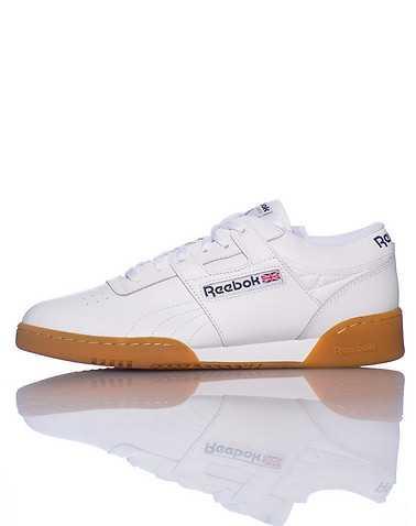 REEBOK MENS White Footwear / Sneakers 8