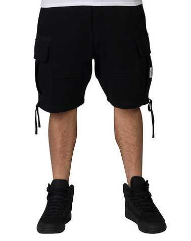HUSTLE GANG MENS Black Clothing / Bottoms
