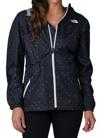 THE NORTH FACE WOMENS Black Clothing / Light Jackets
