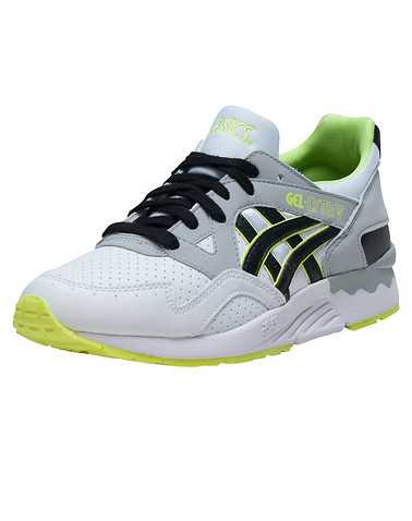 ASICS GIRLS White Footwear / Sneakers