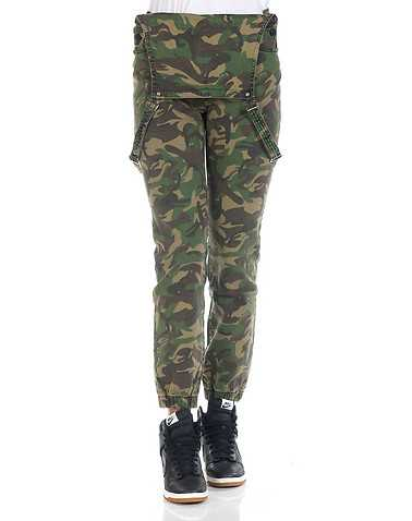 ESSENTIALS WOMENS Green Clothing / Jumpsuits S