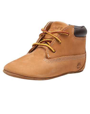 TIMBERLAND GIRLS Beige-Khaki Footwear / Boots