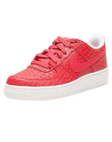 NIKE GIRLS Red Footwear / Sneakers