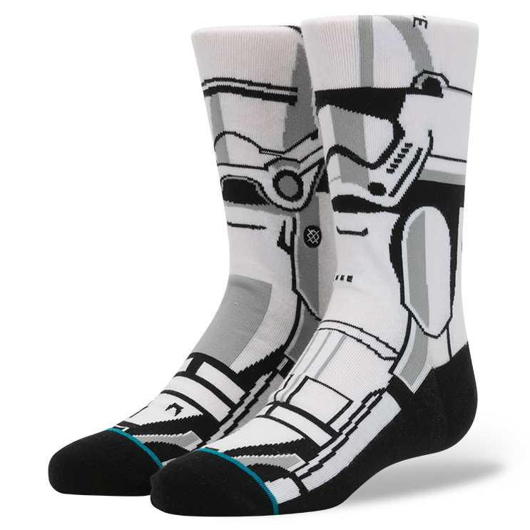 Stance Trooper 2 Kids star wars Socks