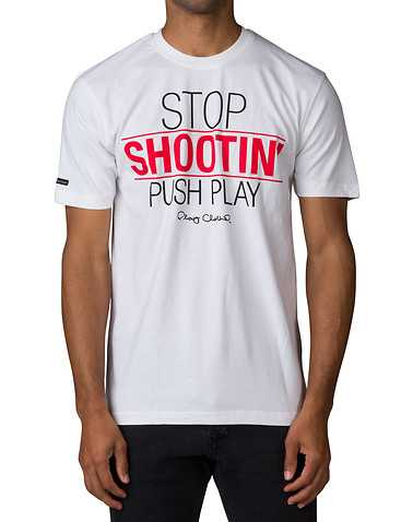 PLAY CLOTHS MENS WHITE Clothing / Tops