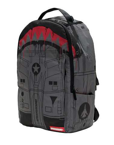 SPRAYGROUND MENS Grey Accessories / Backpacks and Bags ONES