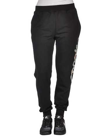 CROOKS AND CASTLES WOMENS Black Clothing / Bottoms M