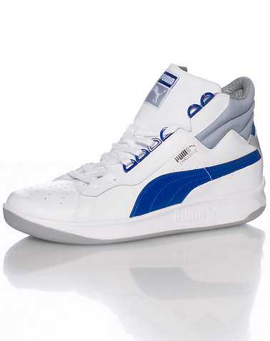 PUMA MENS White Footwear / Sneakers 8