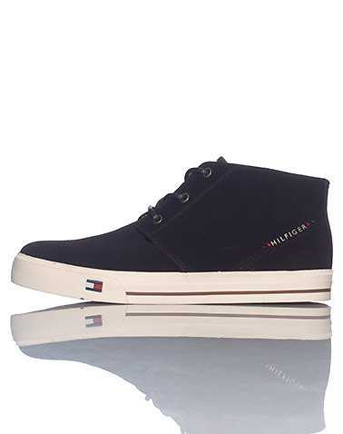 TOMMY HILFIGER MENS Brown Footwear / Casual 10