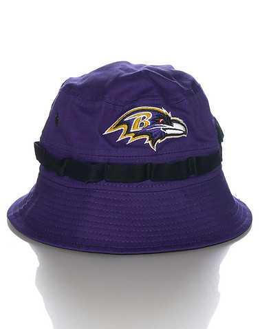 NEW ERA MENS Purple Accessories / Hats M
