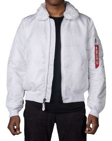 ALPHAENS White Clothing / Outerwear