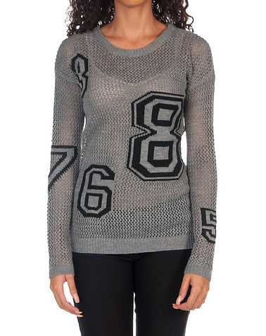 ESSENTIALS WOMENS Grey Clothing / Sweaters