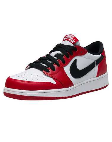 JORDAN BOYS Red Footwear / Sneakers 6Y