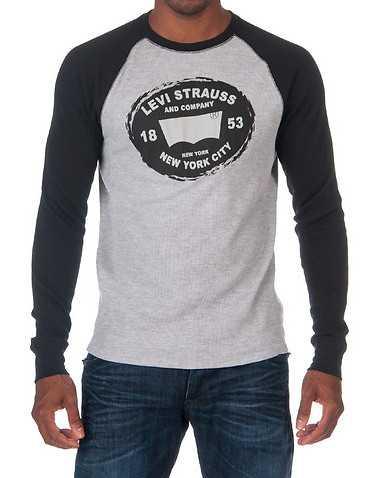 LEVIS MENS Grey Clothing / Tops XL