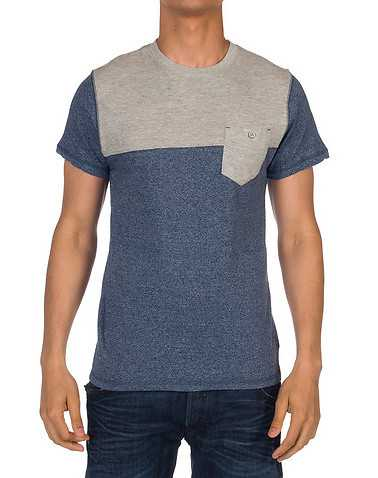 ARTISTRY IN MOTION MENS Blue Clothing / Tees and Polos M